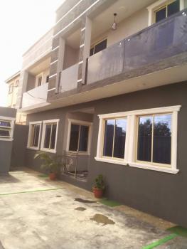 a Newly Built Tastefully Finished 4bedroom Duplex with a Room Bq, Ogunfayo Estate, Eputu, Ibeju Lekki, Lagos, Detached Duplex for Rent