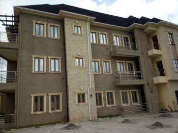 Corporate: Brand New 6 Units of 3 Bedroom Flats., Jahi, Abuja, Flat / Apartment for Rent