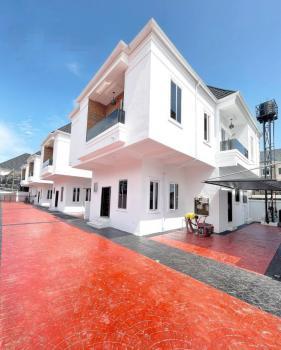 4 Bedrooms Detached Duplex with Bq, Chevron Toll Gate, Lekki, Lagos, Detached Duplex for Sale