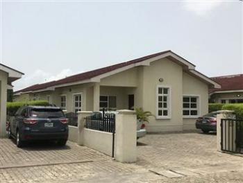 Newly Reburbished Luxury 4 Bedroom Fully Finished and Fully Serviced, Napier Garden Estate By Vgc, Lekki, Lagos, Detached Bungalow for Sale