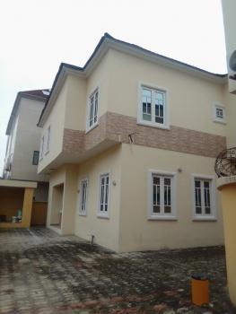 Lovely 5bedroom Fully Detached Duplex with Bq, Chevron, Lekki Phase 2, Lekki, Lagos, Detached Duplex for Rent