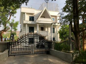 Massive Mansion 9bedrooms Fully Detached House with Swimming Pool & 3, Maitama, Maitama District, Abuja, House for Sale