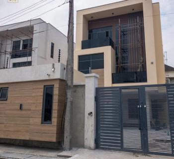 New Ultra Luxury 5 Bedroom Fully Detached Duplex with Bq, Lekki Phase 1, Lekki, Lagos, Detached Duplex for Sale