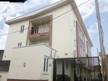 New 2 Units of Furnished and Serviced 4 Bedroom, Off, Adeniyi Jones, Ikeja, Lagos, Detached Duplex for Rent