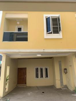 Luxury 4 Bedroom Terraced Duplex, Chevron Drive, Lekki, Lagos, Flat / Apartment for Rent
