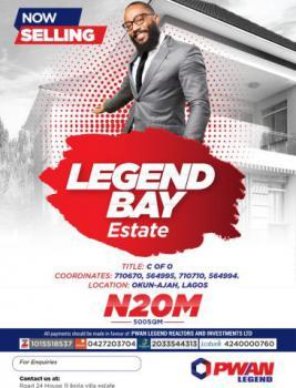 Land, Legend Bay Estate, Okun-ajah, Ajah, Lagos, Mixed-use Land for Sale