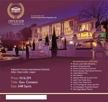 Residential, Gra, Abijo, Lekki, Lagos, Residential Land for Sale