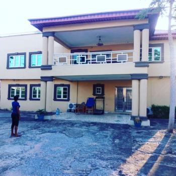 7 Bedroom Detached House on 1500m2, Akinola Cole Estate, Adeniyi Jones, Ikeja, Lagos, Detached Duplex for Sale