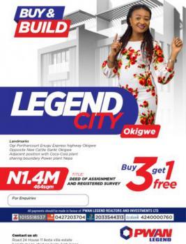 Land, Legend City, Okigwe, Imo, Mixed-use Land for Sale
