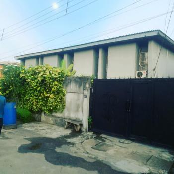 Two (2) Wings of 4 Bedroom Duplex on Land Measuring About 1600sqm, Estate Off Sura Mogaji Street, Ilupeju, Lagos, Semi-detached Duplex for Sale
