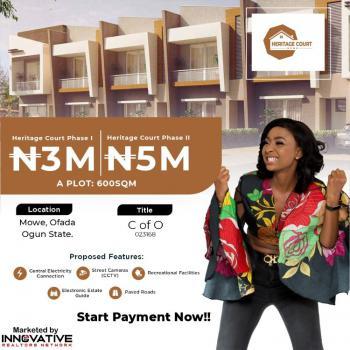 Residential Land, Mowe Ofada, Ogun, Residential Land for Sale