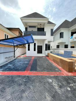 Newly Built 5 Bedroom Fully Detached Duplex with Swimming Pool, Thomas Estate, Ajah, Lagos, Detached Duplex for Rent