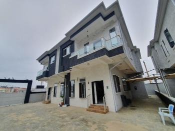 Brand New, Superb 4 Bedroom Semi-detached Duplex with Boys Quarter, Ikota, Lekki, Lagos, Semi-detached Duplex for Sale