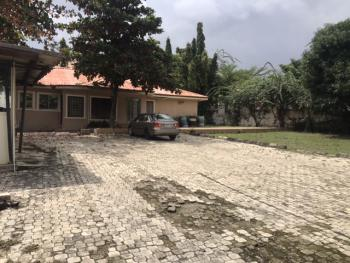 Fenced & Well Positioned Residential Property, Off Obafemi Awolowo Way, Jabi, Abuja, Detached Bungalow for Sale