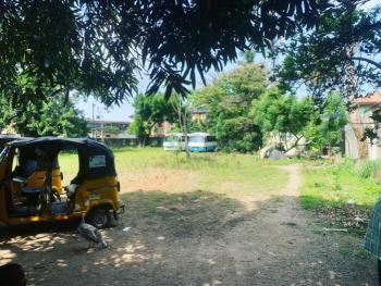 Land Measuring 1600sqm Suitable for Residential Or Commercial Development, Cocker Road, Ilupeju, Lagos, Mixed-use Land for Sale