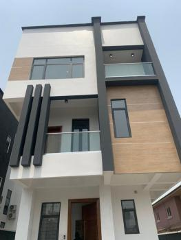 Luxury and Well Finished 5 Bedrooms Detached House with Bq, Lekki Phase 1, Lekki, Lagos, Detached Duplex for Sale