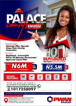 Buy a Plot of Land, Palace Court, Enugu, Enugu, Mixed-use Land for Sale