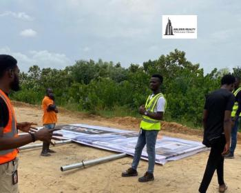 Get a Wonderful Luxury Land with Gazette, Located in Museyo, Few Minutes Drive From Amen Estate, Eleko, Ibeju Lekki, Lagos, Mixed-use Land for Sale