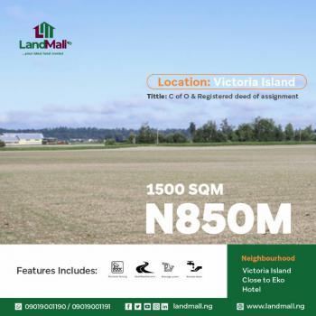 Land, Victoria Island (vi), Lagos, Land for Sale