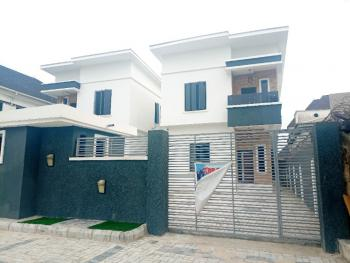 Dual Purpose and Newly Built 5 Bedroom Detached, By Chevron, Lekki Phase 2, Lekki, Lagos, Detached Duplex for Sale