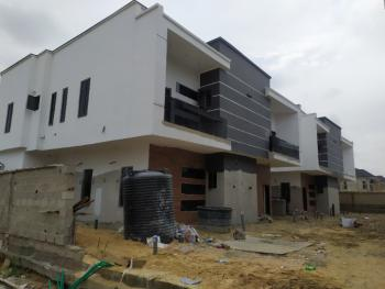 4 Bedroom Semi Detached, Second Toll Gate, Lekki, Lagos, House for Sale