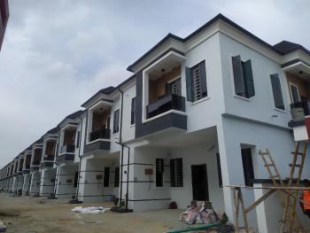 Luxury 4 Bedroom Terraced Duplex, Second Toll Gate, Lekki, Lagos, Terraced Duplex for Sale