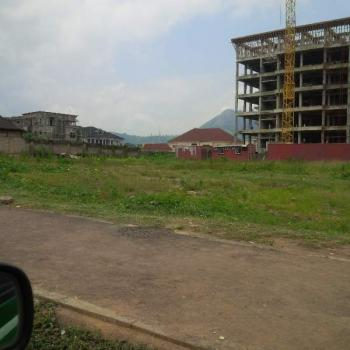 Vacant & Undeveloped Commercial Land Use, Maitama District, Abuja, Commercial Land for Sale