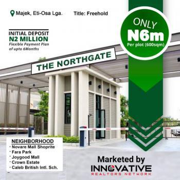 Residential Land, Majek, Eti-osa, Lekki, Lagos, Residential Land for Sale