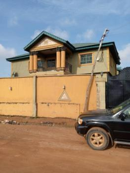 a Relatively New Building Consisting of 4 Flats of 3 Bedrooms Ensuit, Adiyan, Agbado Crossing, Ifo, Ogun, Block of Flats for Sale