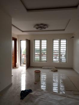 Exclusively Luxurious 4 Bedroom  Terrace Duplex with Bq, Within an Estate in Adenyi Jones, Ikeja, Lagos, Terraced Duplex for Sale