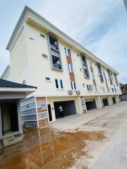 Luxury 5 (five)bedroom Terrace Duplex, Before Chevron Estate, Lekki, Lagos, Terraced Duplex for Sale