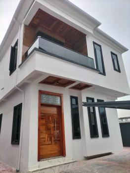 New Modern 4 Bedroom Fully Detached House with Bq, Oral Estate, Ikota, Lekki, Lagos, Detached Duplex for Sale