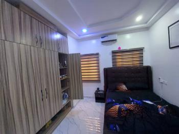 Sharp Spacious Standard One Bedroom Flat with 2 Toilets, 6th Avenue, Gwarinpa, Abuja, Mini Flat for Rent