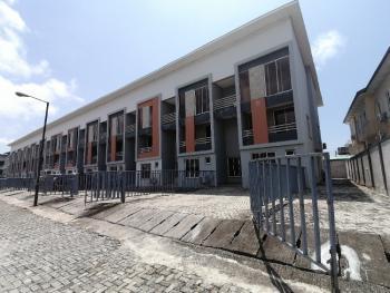 Luxury 4 Bedrooms Terraced Duplex, Lekki Phase 1, Lekki, Lagos, Terraced Duplex for Rent