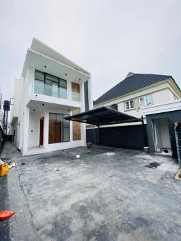 5 Bedrooms Fully Detached Duplex with a Room Bq, Agungi, Lekki, Lagos, Detached Duplex for Sale