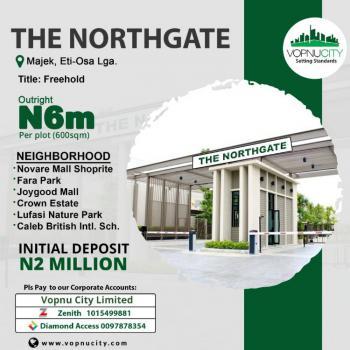 Land, Northgate, Lekki Expressway, Lekki, Lagos, Land for Sale