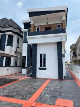 Exquisite 4 Bedroom Duplex Newly Built, Ajah, Lagos, Detached Duplex for Sale