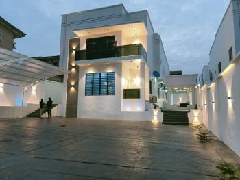 Newly Built Fully Detached 5 Bedroom Twin Duplex + B.q + Swimming Pool, Awuse Estate, Opebi, Ikeja, Lagos, Detached Duplex for Sale
