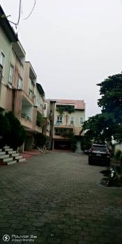 Executive 5 Bedroom Terraced Duplex with Bq + 2 Car Spaces Garrage, Mosley Road, Ikoyi, Lagos, Terraced Duplex for Rent