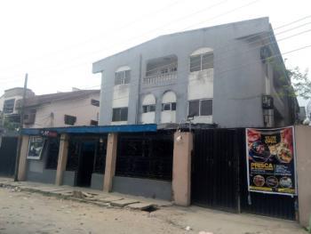 Block of 8 Flats & Warehouse, Okota, Ago Palace, Isolo, Lagos, Block of Flats for Sale