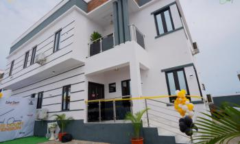 Affordable 3 Bedroom Terraces + Bq with Classic Finishing, Along Greensprings School, Bogije-ajah, Lekki Expressway, Lekki, Lagos, Terraced Duplex for Sale