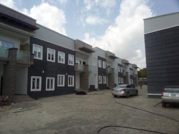 Newly Built 4 Bedroom Terrace Duplex + Bq in an Estate, Life Camp, Abuja, Terraced Duplex for Rent
