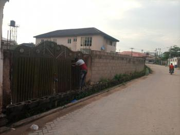 Half Plot of Land in a Develop Part, Oshorun Heritage Estate, Isheri North, Lagos, Residential Land for Sale
