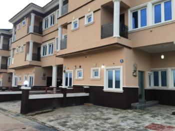 Tastefully Built 6 Units of 4 Bedroom Terrace Duplex with a Room Bq, Jahi District, Jahi, Abuja, Terraced Duplex for Rent