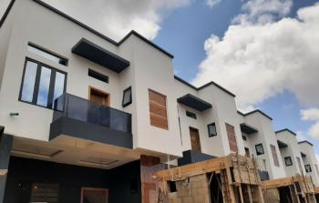 Well Finished 4 Bedroom Terrace Duplex with Compound Space, Lekki Palm City, Ajah, Lagos, Terraced Duplex for Sale