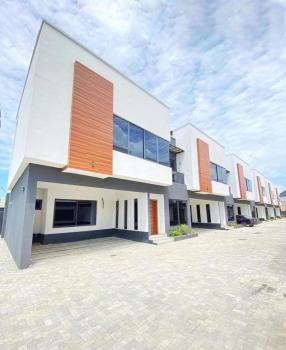 Newly Built 4 Bedroom Terrace Duplex, Osapa, Lekki, Lagos, Terraced Duplex for Sale