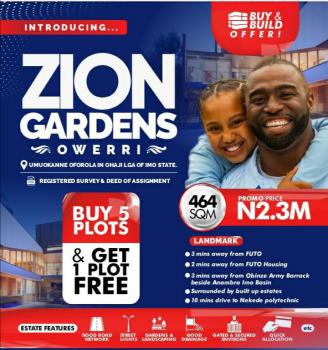 Very Affordable Land, Umuokanne Road, Owerri West, Imo, Residential Land for Sale