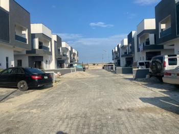 Stunningly 3 Bedroom En-suite Semi-detached Duplexe + Bq, Abijo, Lekki, Lagos, Semi-detached Duplex for Sale