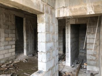 Classic 2 Bedroom Flat (semi Finished/carcass), Apdc Capital Estate, After Arab Junction, Along Kubwa Expressway., Kaba, Abuja, Flat / Apartment for Sale