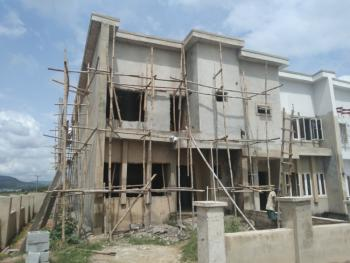 Semi Finished Three Bedroom Terrace, Forte Royal Estate, Lugbe District, Abuja, Terraced Duplex for Sale